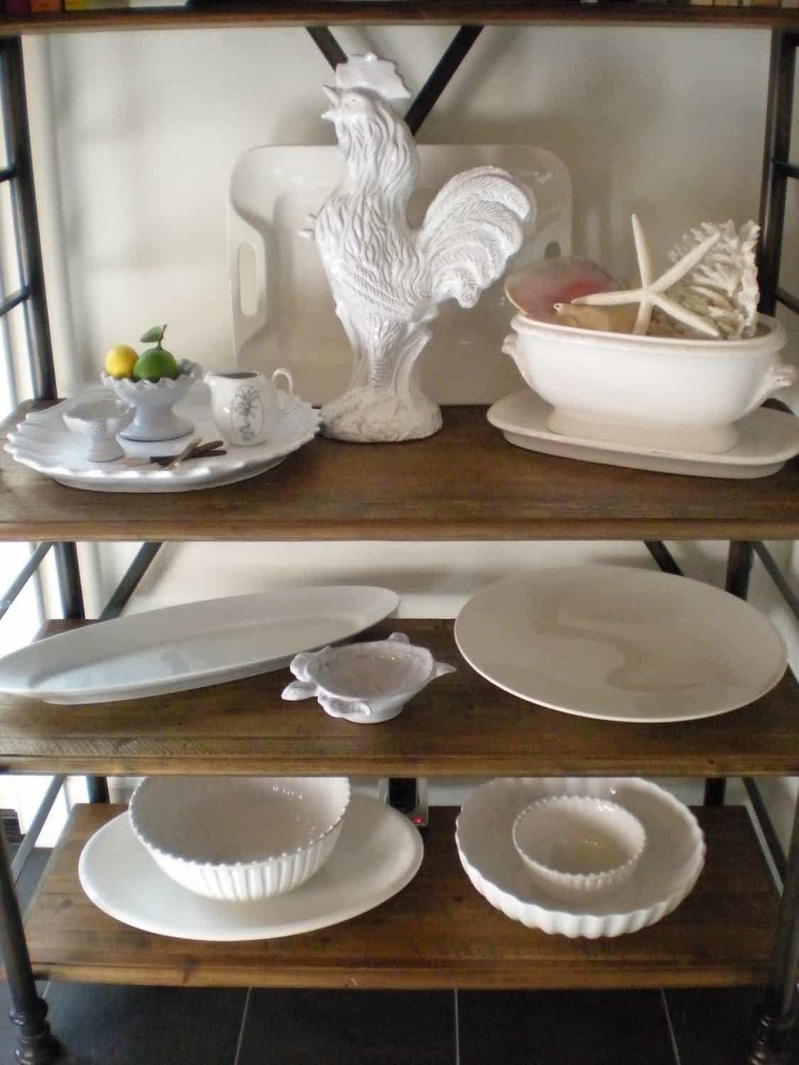 Why White Dishes Work - Classic Casual Home