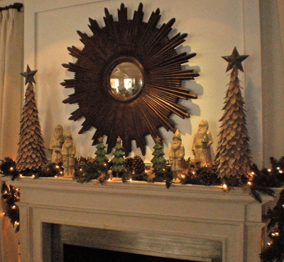 Martha Stewart Reads My Blog (and More Holiday Decor)
