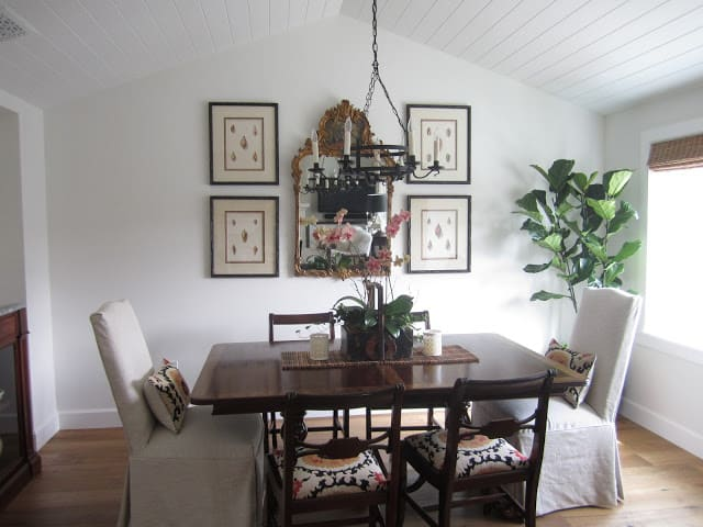 Classically Casual Dining • Before and After