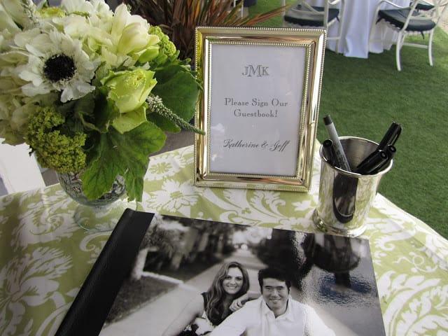Stylish Newport Wedding