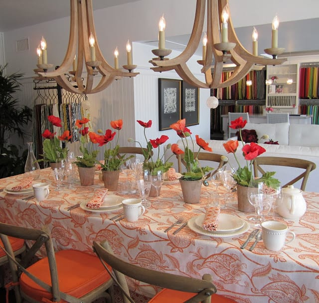 Ready for a Party?  Check Out These Table Linens