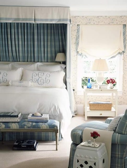 Love The Monogrammed Pillows Here Out Front And Center
