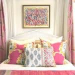 Happy, Colorful Bedrooms and Stella + Sadie