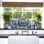 """""""New Classic"""" Elegant Beach Kitchen"""