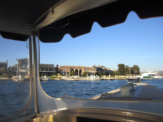 Electric Boat Parties–British and California Style