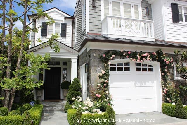 Crisp Summer Beach House Look