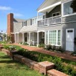 Classic Bay Front Home Exterior Makeover