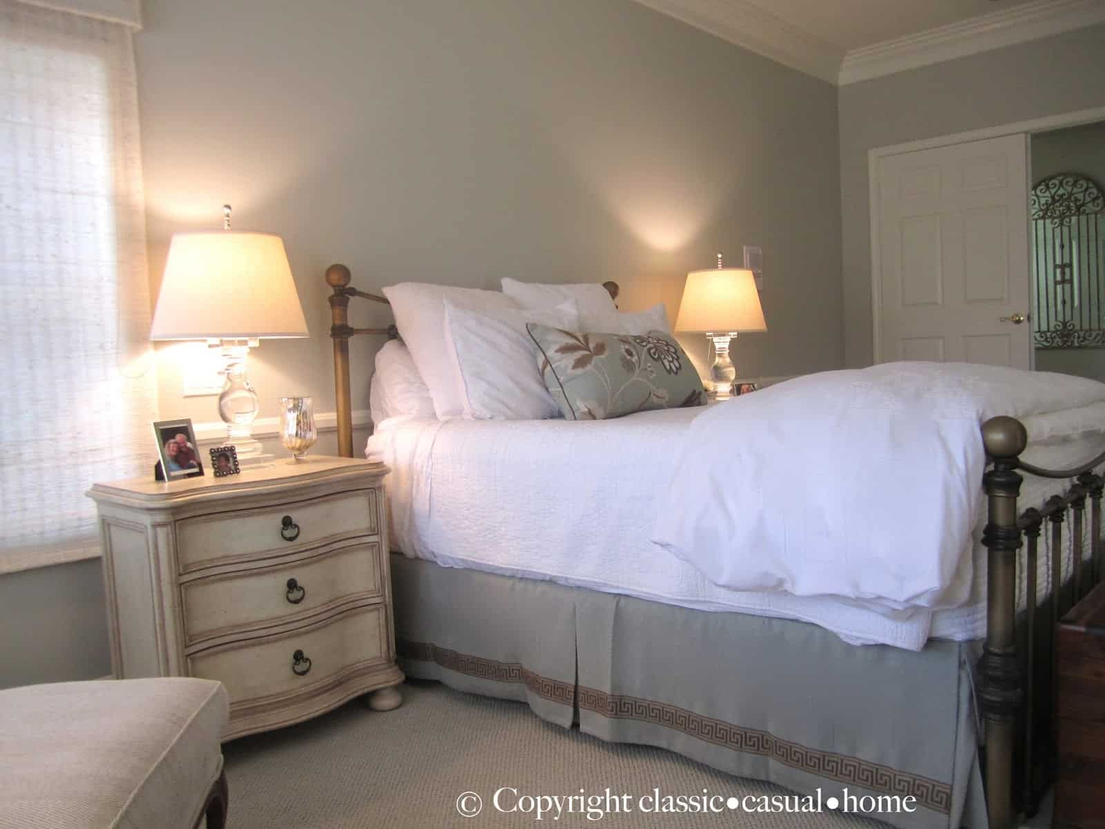 Master Suite Before And Now Clic