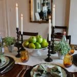 Fresh Ways to Set a Casual Table
