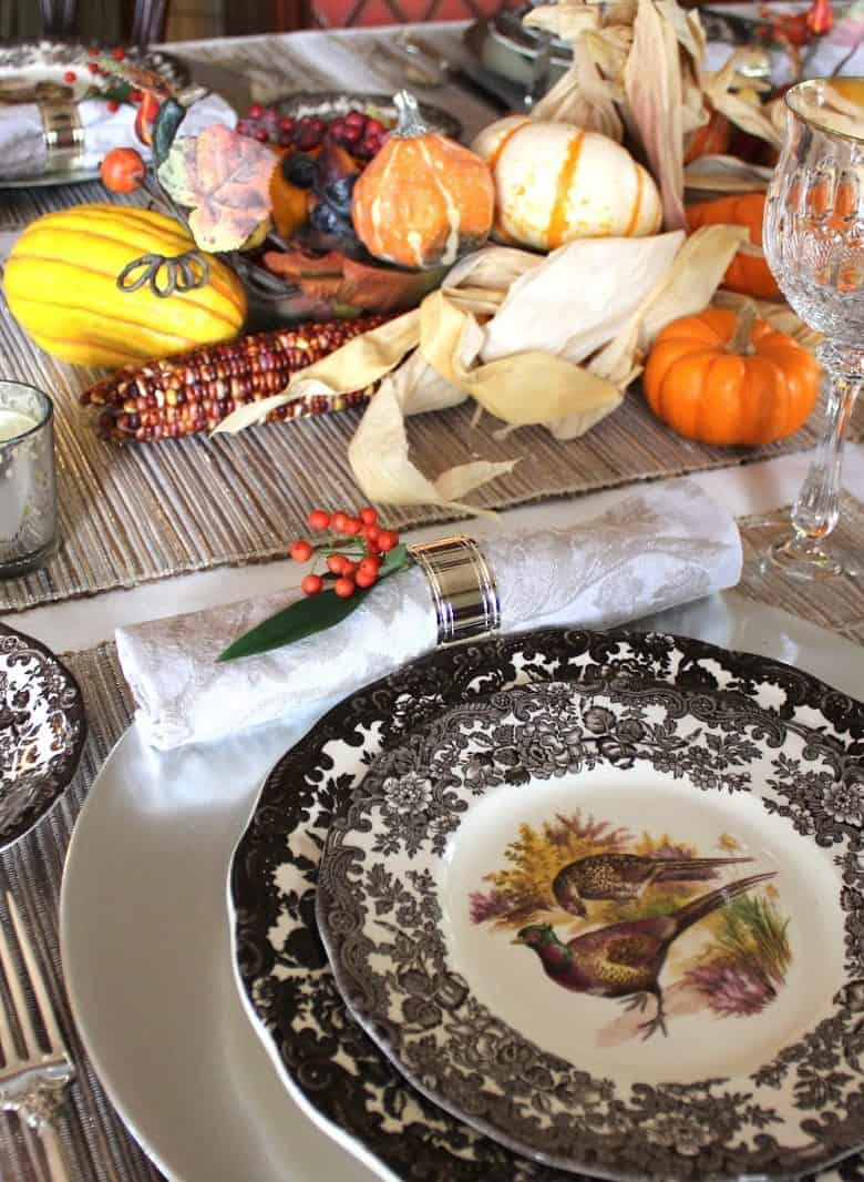 A Serenely, Beautiful Family Thanksgiving