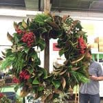 Want to Make Your Own Fresh Wreath?