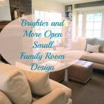 Newport Beach Family Room Before and After