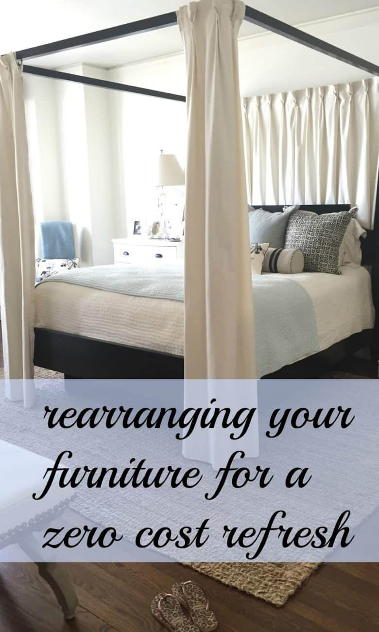 Try Rearranging Your Furniture For A New, Zero Cost Look