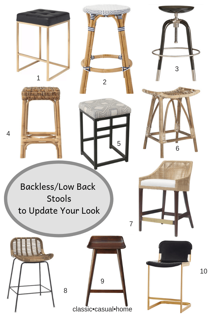Sensational 20 Great Bar Stools To Update Your Look Classic Casual Home Andrewgaddart Wooden Chair Designs For Living Room Andrewgaddartcom