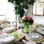 Dining Room Refresh–Painting Traditional Chairs