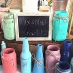 Colorful Flea Market Accessories