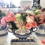 Blue and White Bayside Bridal Shower