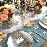 Napa and Thoughtful Thanksgiving Table Ideas