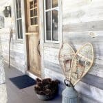 My Stay In A Gorgeous Rustic Style Mountain Home