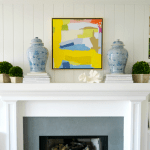 Spring Mantels and Ideas For Everyone!