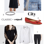 Classic • Casual • Fashion:  Spring Updates