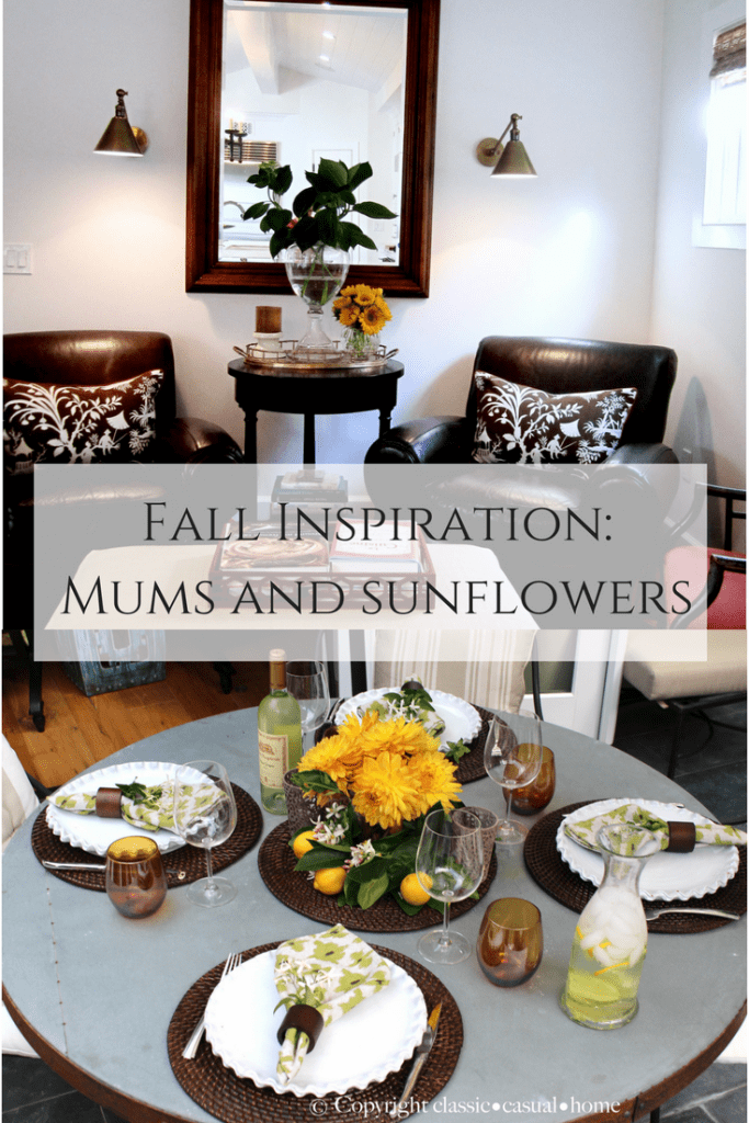 Decorate-with-mums-and-sunflowers