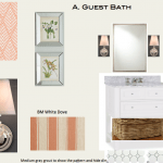 Summer Updates and Coastal Bathrooms