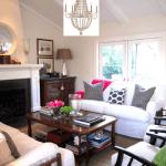 Beach Cottage Living Room's Summer Looks