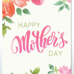 Inexpensive Last Minute BUT Thoughtful Mother's Day Ideas