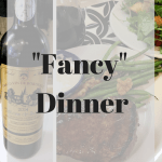 EASY (But Slightly Fancy) Dinner You Can Make Tonight!