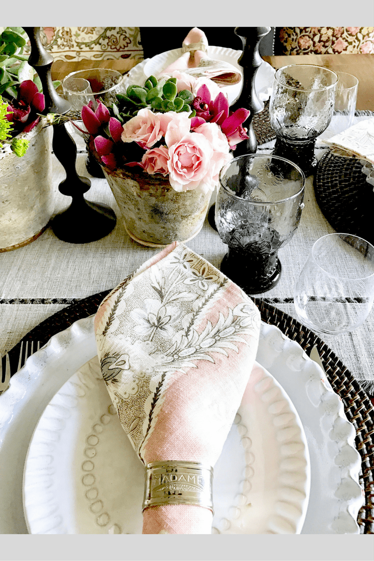 Steps For A Simple French Dinner And Special Valentine Cards