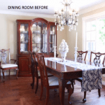 Dining Room Refresh Without Starting Over!