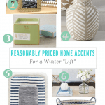 Fresh, Modern and Well Priced Home Accents