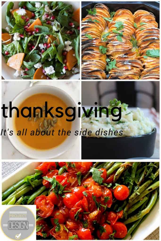 Room Temperature Side Dishes