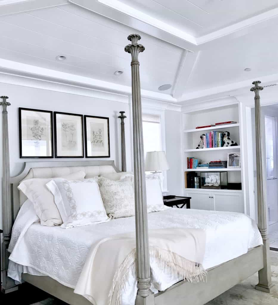 A Perfect Beach House Master Suite