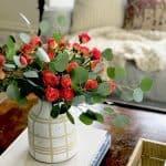 Eight Tips For The Art of Flower Arranging