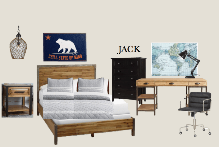 13 Year Old Boys Bedroom