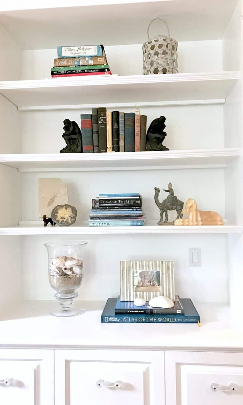 Random Good Things…Shelf Styling, Disneyland, Birthday Party