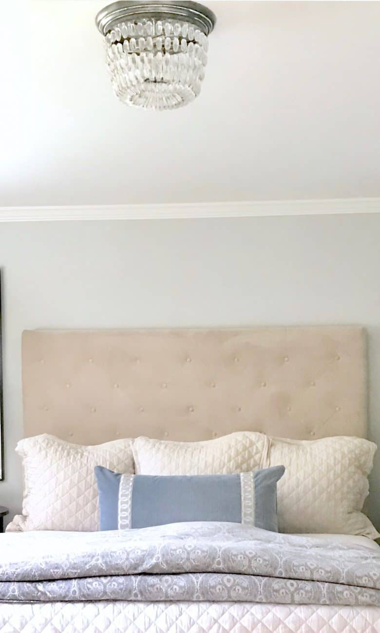 Eight Steps to Refresh Your Bedroom–Before and After