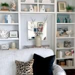 Project Design:  Easy Steps to Style Your Shelves