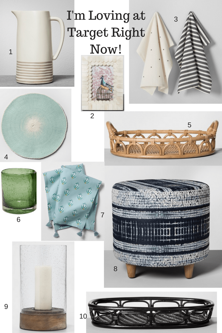Ten Target Home Goods I Want Right Now