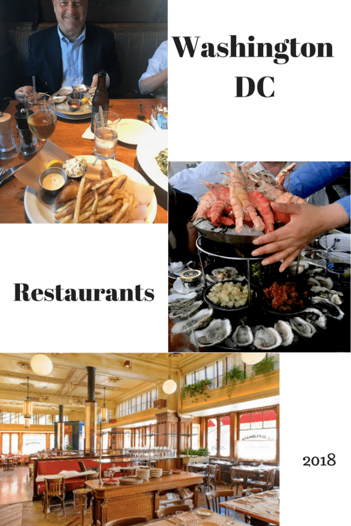 great restaurants in Washington DC
