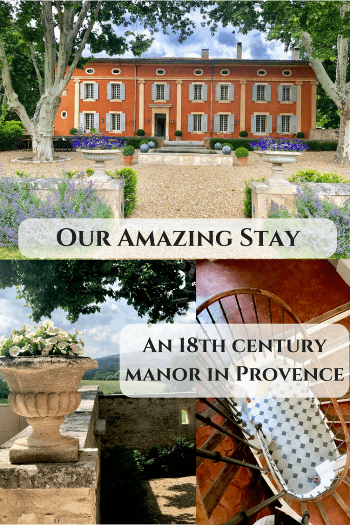 Farmhouse Manor in Provence