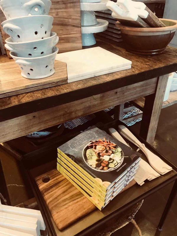 Housewares and Cookbook at Juxtaposition