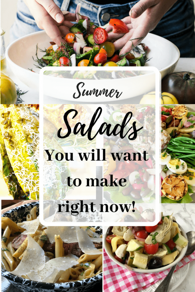 Project Design Summer Salads