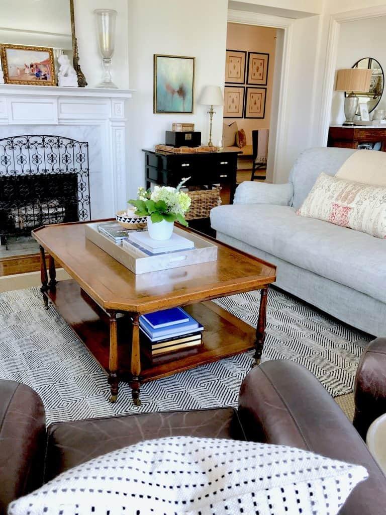 lighten your living room