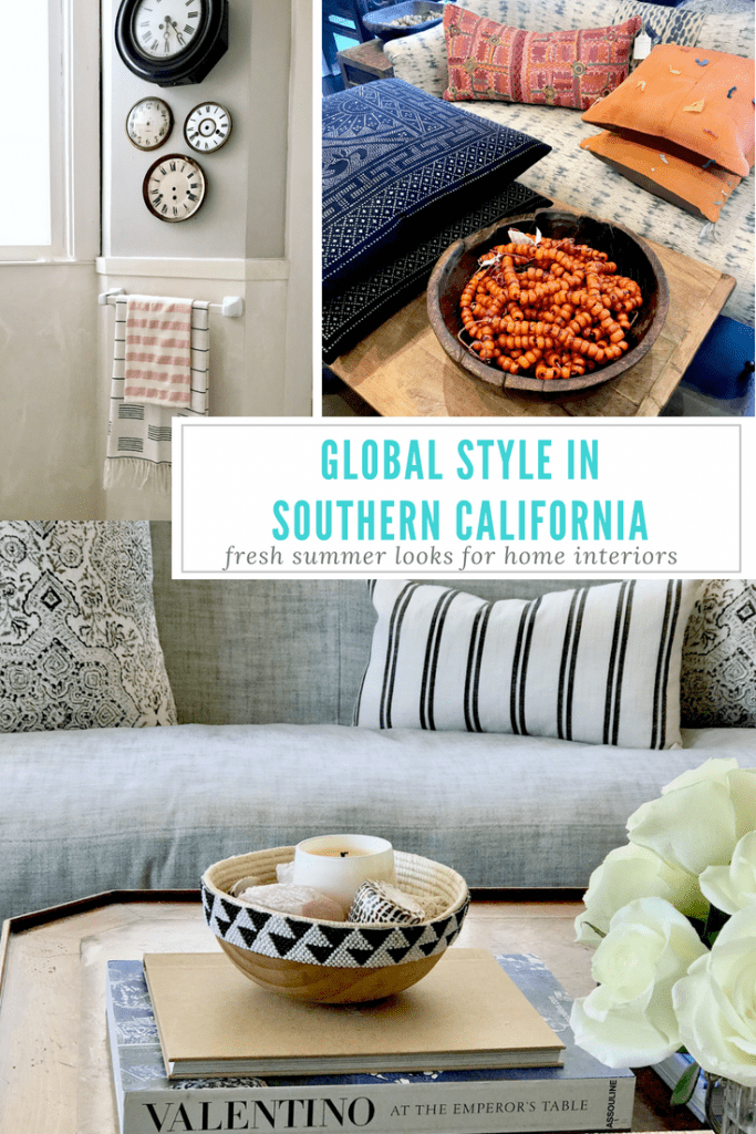 Global Home Accessories for Summer