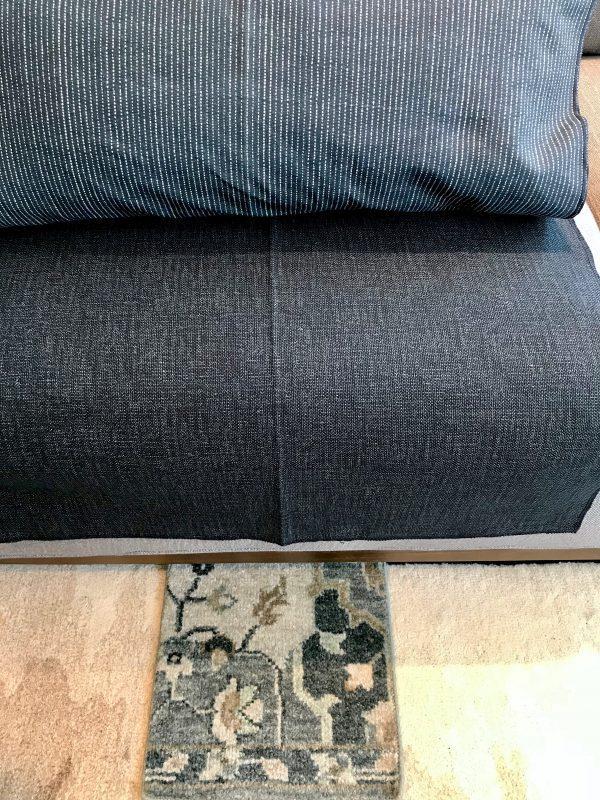 Crate and Barrel Taraval sofa