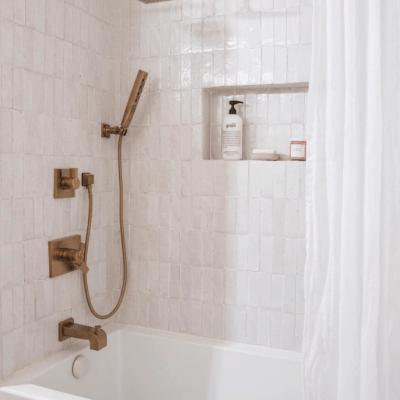 Zellig Tiles in Bathroom