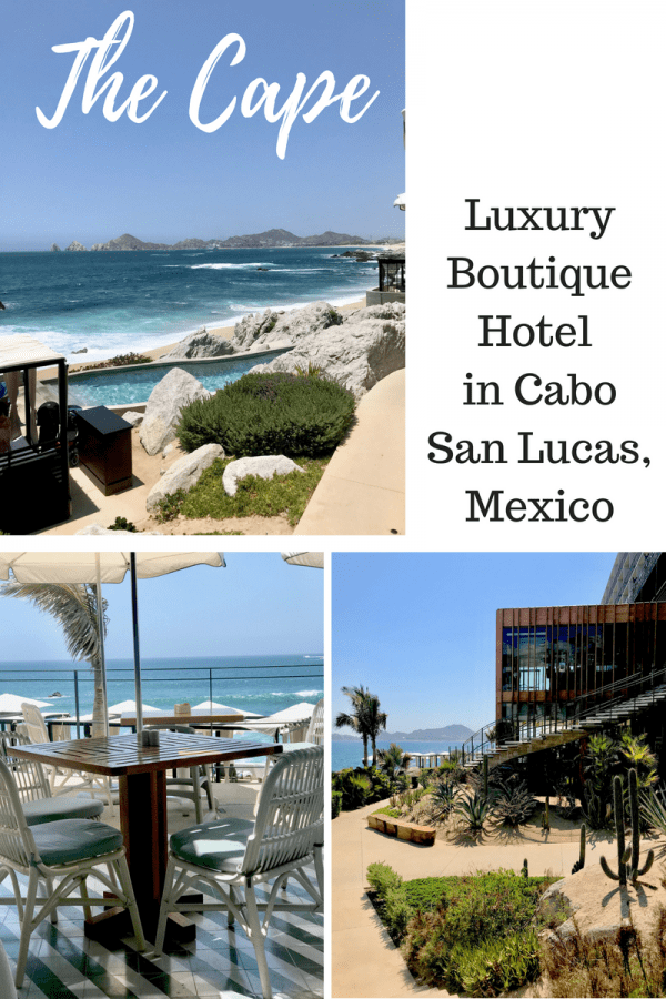 The Cape, Luxury Boutique Hotel in Cabo San Lucas